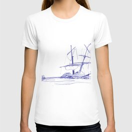 Ship Wrecked T-shirt