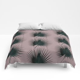 Palm Leaf Edition Comforters