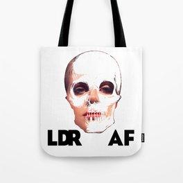 LDR as f*ck (lana) Tote Bag