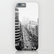 Gran Via in Madrid iPhone 6 Slim Case