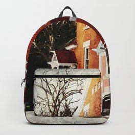 40 Mile Point Artistic Backpack