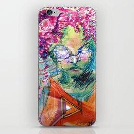 Ms.TitaniumAlloy iPhone Skin