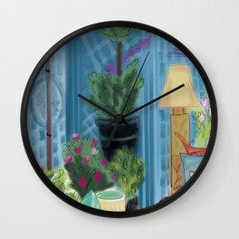 Garden room Wall Clock