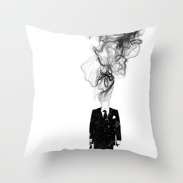 An Offer You Can't Refuse Throw Pillow