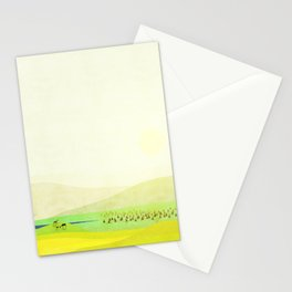 Minimal Meadow Redux Stationery Cards