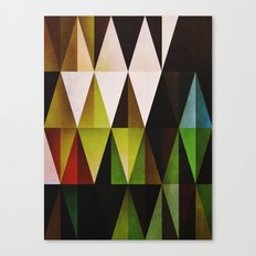 green yyyr Canvas Print