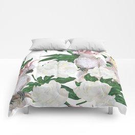 parrots pattern Comforters