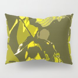 Autumn leaves bathing in sunlight #decor #society6 #buyart Pillow Sham