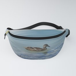 Clear water Fanny Pack