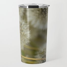 Dandelion - Autumn Flowers - Original Nature Photography (PF00001) Travel Mug