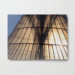 ARCH ABSTRACT 8: Khan Shatyr Center #1, Astana Metal Print