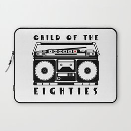 Eighties Music Laptop Sleeve