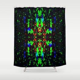 Generator Shower Curtain