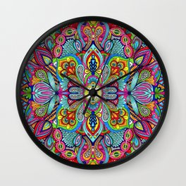 Full of dreams Wall Clock