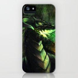"Black Dragon ""Venom"" iPhone Case"