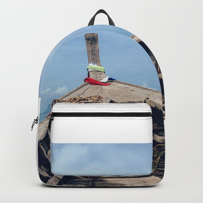 Pacific Boat Adventure Backpack