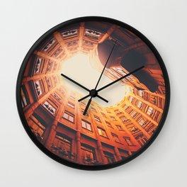 La Pedrera, Barcelona Wall Clock