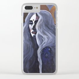 The Crone Clear iPhone Case