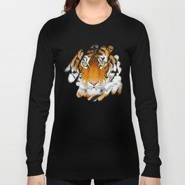 Wild Life - Tiger Long Sleeve T-shirt