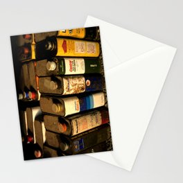 Oily Stationery Cards