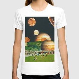 Fungi Waterfalls T-shirt