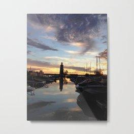 Sylvan Lake Lighthouse Metal Print