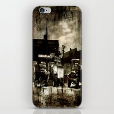 Dome Gas iPhone & iPod Skin