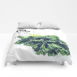 Edible Ensembles: Kale Comforters