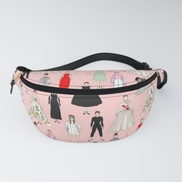 Think Pink Outfits Fashion Audrey Fanny Pack