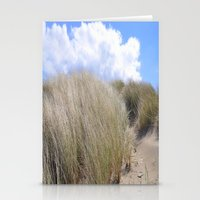 dune Stationery Cards featuring Dune 2  by  Agostino Lo Coco