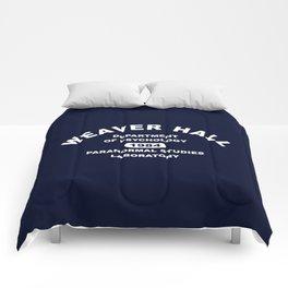 Weaver Hall Comforters