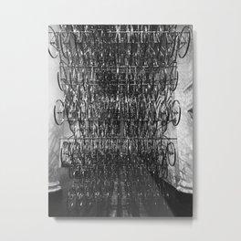 Ai Weiwei Metal Print