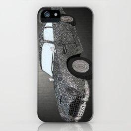 James Bond Aston Martin DB5 iPhone Case