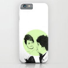 Pedro Almodovar and Penelope Cruz Slim Case iPhone 6s