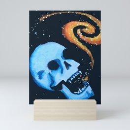 Tarotverse Deck: Death Tarot Card Mini Art Print