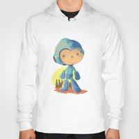 megaman Hoodies featuring Megaman by Rod Perich