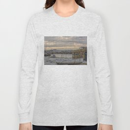 Sunbeam afternoon at Lanes Cove Long Sleeve T-shirt