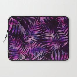 Reeya Tropical {purple} Laptop Sleeve