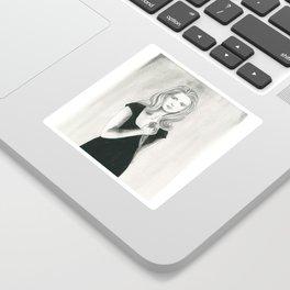 Buffy the Vampire Slayer Sticker