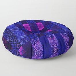 Quilt Square - MMB Floor Pillow