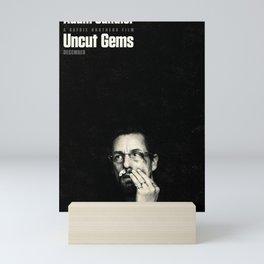 UncutGems Mini Art Print