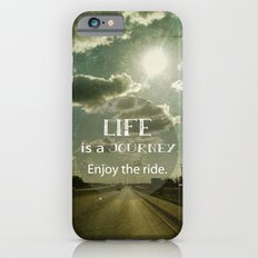 Life is a Journey iPhone 6s Slim Case