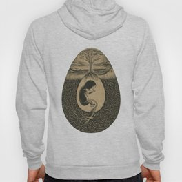 Natural Birth Hoody