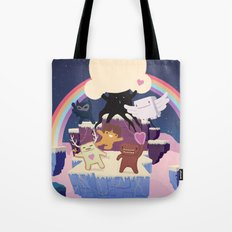 Where is my Heart Tote Bag