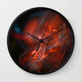 Stratozia 7 Wall Clock
