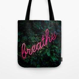 Breathe (Fabian Moller) Tote Bag
