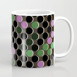 Abstract mosaic background Coffee Mug