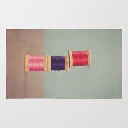 Thread Stack Rug