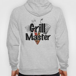 Grill Master with BBQ Tools Hoody