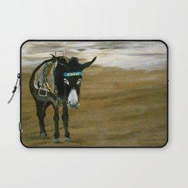 Seaside Donkey Laptop Sleeve
